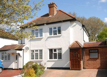 Thumbnail 2 bed semi-detached house for sale in Walden Avenue, Chislehurst