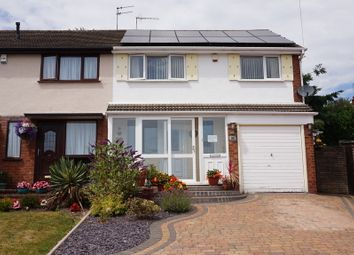 Thumbnail 3 bedroom semi-detached house for sale in Chudleigh Grove, Great Barr, Birmingham