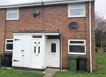 Thumbnail 2 bed flat to rent in Blenheim Drive, Bedlington