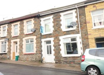 Thumbnail 3 bed terraced house for sale in Leyshon Street, Graig, Pontypridd