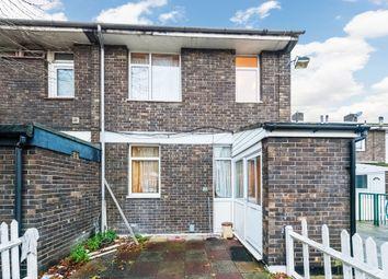 Thumbnail 3 bedroom end terrace house for sale in Hazel Close, London