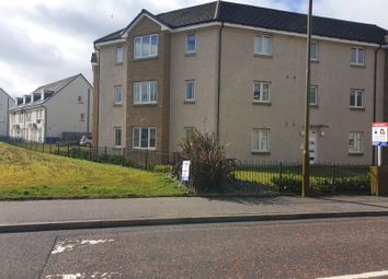 Thumbnail 1 bed flat for sale in Leyland Road, Bathgate