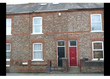 Thumbnail 4 bed terraced house to rent in Huntington Road, York