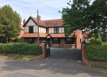 Thumbnail 5 bed detached house for sale in 16 Shrewsbury Road, Edgmond, Newport Shropshire