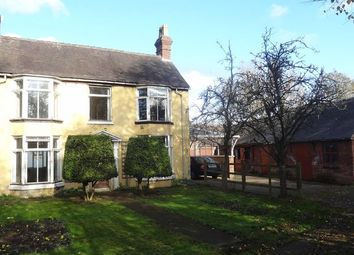 Thumbnail 3 bed farmhouse for sale in Noahs Ark Farm, By Pass Road, Uttoxeter