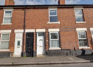 Thumbnail 2 bedroom terraced house for sale in Cotton Lane, Derby