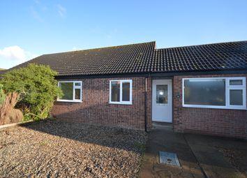 Thumbnail 3 bedroom semi-detached bungalow to rent in Elsden Close, Holt, Norfolk