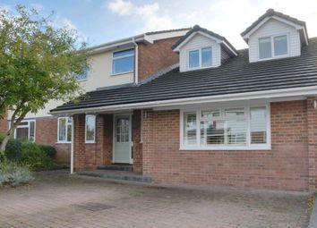 Avon Road, Oakley, Basingstoke RG23. 4 bed semi-detached house for sale