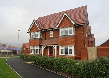 Thumbnail 3 bed link-detached house for sale in Mackay Crescent, Tadpole Garden Village, Swindon