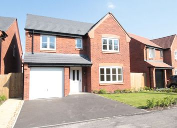 Thumbnail 4 bed detached house for sale in Golden Nook Road, Cuddington, Northwich