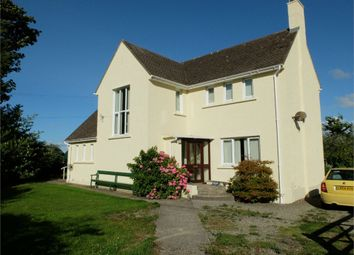 Thumbnail 3 bed detached house for sale in Springfield, Scleddau, Fishguard, Pembrokeshire