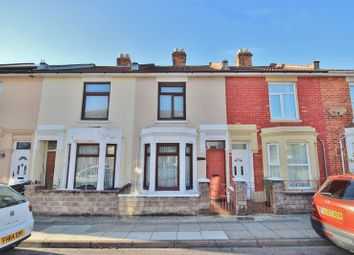 Thumbnail 3 bedroom terraced house for sale in Prince Albert Road, Southsea