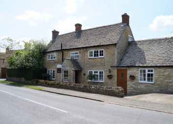 Thumbnail 5 bed detached house for sale in Station Road, Alvescot, Oxfordshire