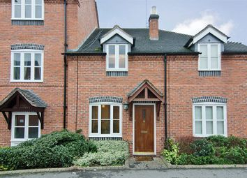 Thumbnail 2 bed terraced house to rent in Greenhill Mews, Lichfield