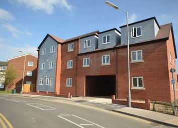 Thumbnail 2 bed flat for sale in Coleridge Court, Burns Road, Royston