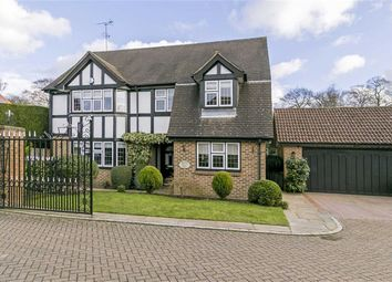 Thumbnail 6 bed detached house for sale in Saxons, Tadworth, Surrey
