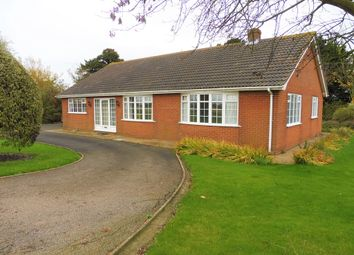 Thumbnail 2 bed detached bungalow to rent in Manby Road, Legbourne, Louth