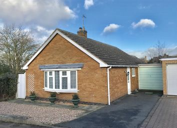 Thumbnail 2 bed detached bungalow for sale in Hall Orchard Lane, Frisby On The Wreake, Melton Mowbray