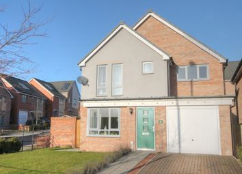 Thumbnail 3 bed detached house for sale in Leazes Parkway, Throckley, Newcastle Upon Tyne