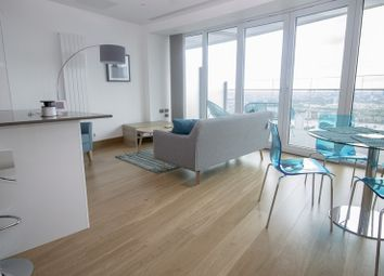 Thumbnail 2 bedroom property to rent in Crossharbour Plaza, Canary Wharf, London, London.
