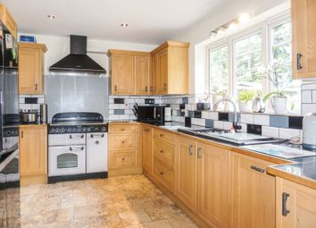 Thumbnail 5 bed detached house for sale in Elbourn Way, Royston