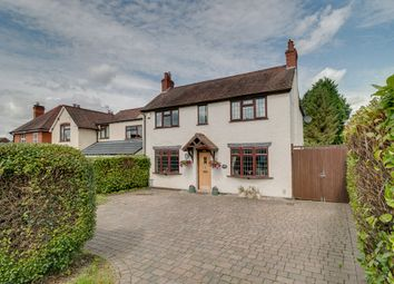 Thumbnail 4 bed detached house for sale in Old Birmingham Road, Marlbrook, Bromsgrove