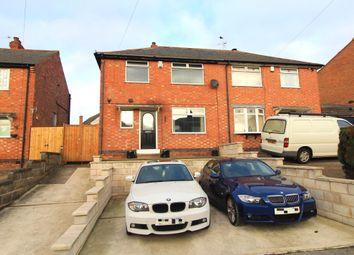 Thumbnail 3 bedroom semi-detached house for sale in Surgeys Lane, Arnold, Nottingham