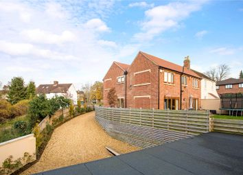 Thumbnail 4 bed semi-detached house for sale in The Slade, Headington, Oxford, Oxfordshire