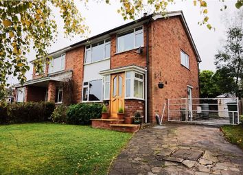 Thumbnail 3 bed semi-detached house for sale in Chapel Street, Southam