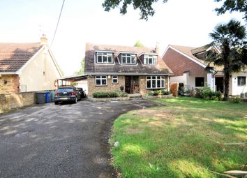 Thumbnail 4 bedroom detached house for sale in The Embankment, Wraysbury, Staines