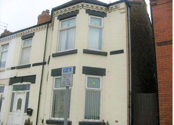 Thumbnail 1 bedroom property to rent in Queens Drive, Walton, Liverpool