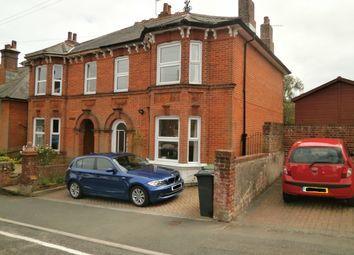 Thumbnail 4 bed semi-detached house to rent in Avondale Road, Newport