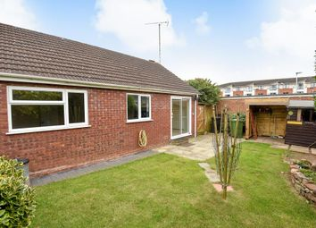 Thumbnail 2 bed bungalow to rent in Highgrove Bank, Off Ledbury Road