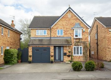 Westpit Lane, Strensall, York YO32. 4 bed detached house for sale