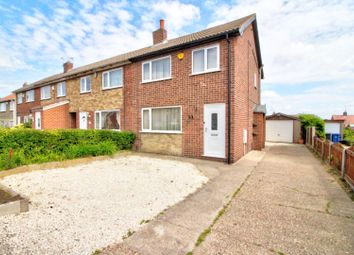 Thumbnail 3 bed end terrace house for sale in Clayfield View, Mexborough