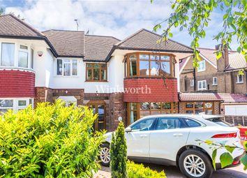 Thumbnail 3 bed semi-detached house for sale in Corri Avenue, London