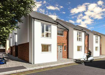 Thumbnail 2 bed end terrace house for sale in Sherborne Street, Cheltenham