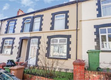 Thumbnail 3 bedroom terraced house for sale in Upper Francis Street, Caerphilly