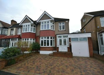Thumbnail 3 bed end terrace house for sale in Oak Hill Crescent, Woodford Green