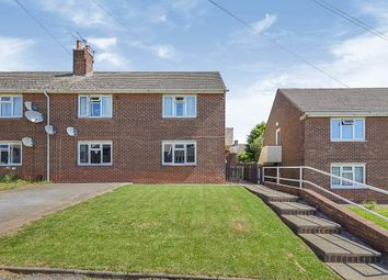 Thumbnail 2 bed flat for sale in Brackenwood Road, Burton-On-Trent, Staffordshire
