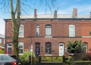 Thumbnail 3 bedroom terraced house for sale in Nipper Lane, Whitefield, Manchester
