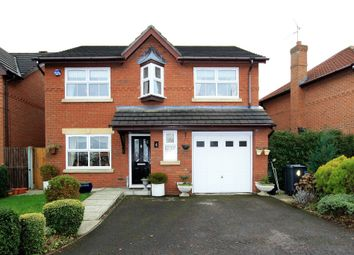 Thumbnail 4 bedroom detached house for sale in St. Mellion Crescent, The Fairways, Wrexham