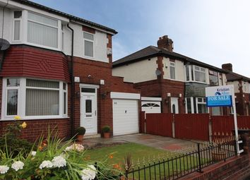 Thumbnail 3 bed semi-detached house for sale in Middleton Road, Middleton, Manchester