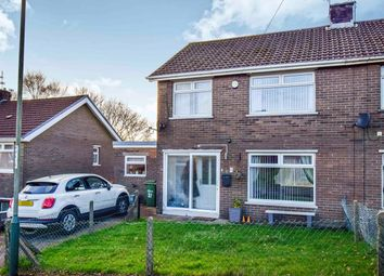 Thumbnail 3 bed semi-detached house for sale in Heol Fawr, Caerphilly