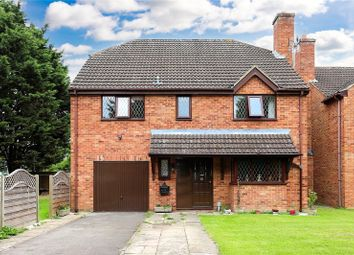 Thumbnail 4 bed detached house for sale in Tirlebrook Grange, Ashchurch, Tewkesbury, Gloucestershire