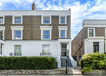 4 bed maisonette for sale in Rochester Terrace, Camden NW1