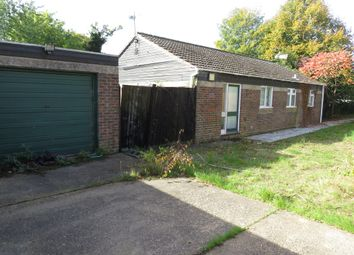 Thumbnail 3 bedroom detached bungalow for sale in Upthorne Road, Stanton, Bury St. Edmunds