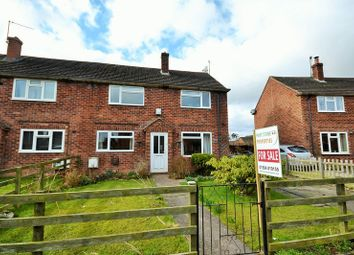 Thumbnail 3 bed semi-detached house for sale in Stanbrook Road, Burford, Tenbury Wells