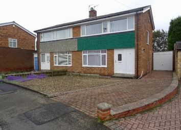 Thumbnail 3 bed semi-detached house for sale in Pilton Road, Newcastle Upon Tyne