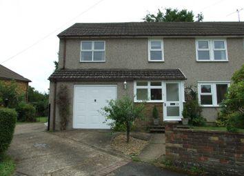 Thumbnail 4 bedroom semi-detached house to rent in Bullfinch Dene, Sevenoaks